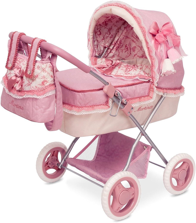 Decuevas Toys – Folding Martina Doll Car, MultiColoured (85026)