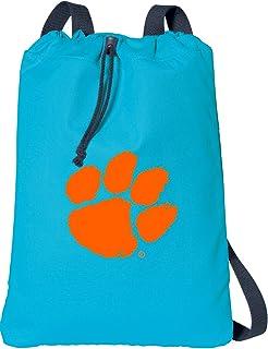 Broad Bay Camo Clemson Cinch Bag Cool Hoody Cinch Backpack