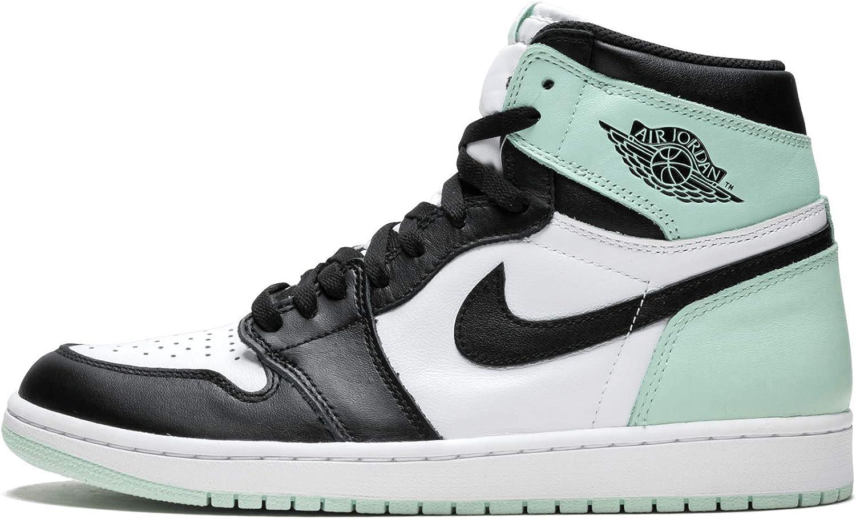 Nike AIR Jordan 1 Retro HIGH OG NRG 'Igloo' - 861428-100, 9.5 D(M ...