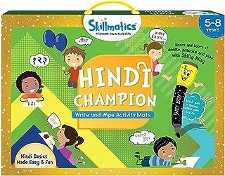 Skillmatics Educational Game : Hindi Champion