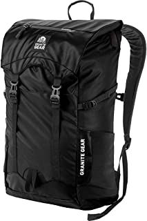 Granite Gear Brule Backpack, Black, Black