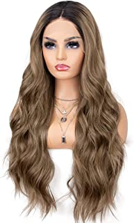 Best brown front lace wig Reviews