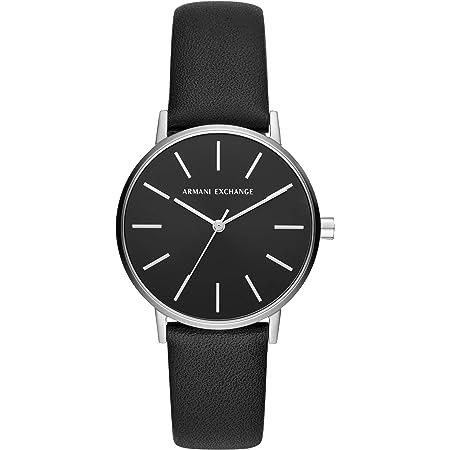 [A|X アルマーニ エクスチェンジ] 腕時計 LOLA AX5560 レディース 正規輸入品 ブラック