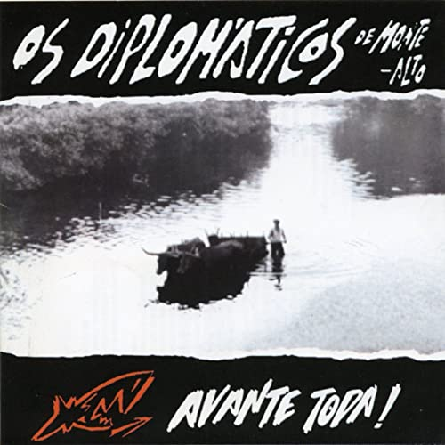 Avante toda! de Os Diplomaticos de Monte-Alto en Amazon Music ...