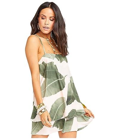 Show Me Your Mumu Christy Dress (Queen Palms) Women