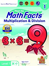 Meet the Math Facts - Multiplication & Division Level 1