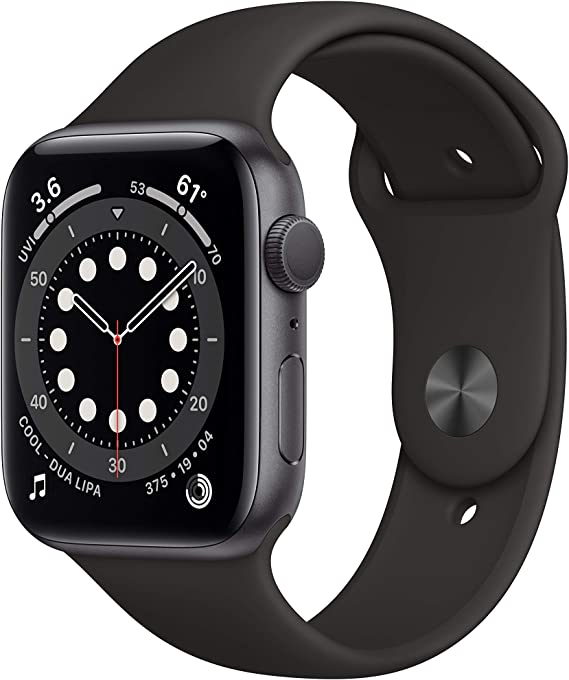 New AppleWatch Series 6 (GPS, 44mm)