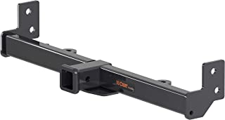 CURT 31433 Front Hitch with 2-Inch Receiver, Fits Select Jeep Wrangler JK