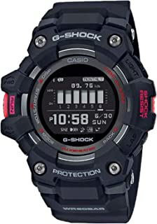 G-Shock GBD100-1 G-Squad Power Trainer Series Mens Digital Black/Red Watch