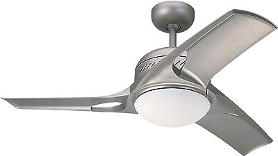 Amazon.com: Craftmade JU54PLN3-LED Juna - Ventilador de ...