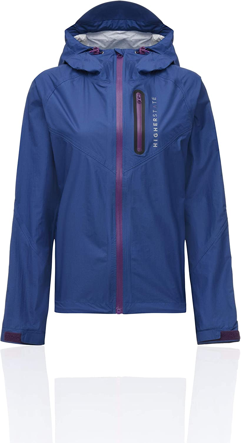 Higher State Womens Trail Waterproof Lite Jacket