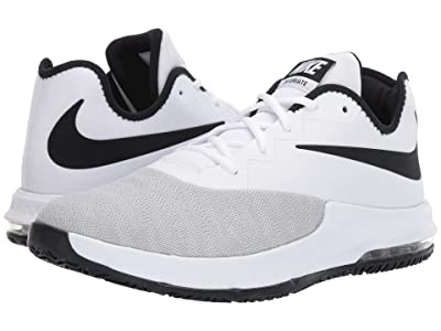 Nike Air Max Infuriate III Low (White/Black/Wolf Grey) Men
