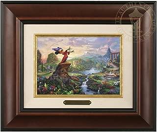 Thomas Kinkade Disney Fantasia Brushwork (Burl)
