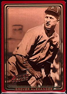 Best grover cleveland alexander baseball card Reviews