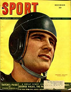 Johnny Lujack 1948 Sport Magazine December Chicago Bears Notre Dame 55573