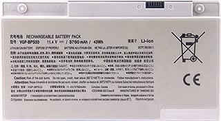 Batterymarket 3500mAh Li-Polymer Laptop Battery Pack VGP-BPS33 Compatible with Sony Vaio SVT-14 SVT-15 T15 Series Ultrabook Vaio SVT15115CXS SVT15113CDS SVT1511ACXS