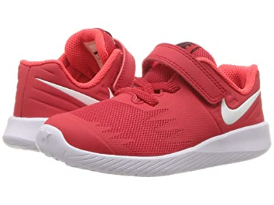 Nike Kids Star Runner (Infant/Toddler) (University Red/White/Black) Boys Shoes