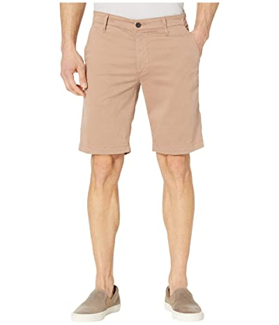 AG Adriano Goldschmied Griffin Tailored Shorts (Dark Shitake) Men