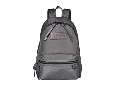 Marc Jacobs The DTM Large Backpack (Dark Grey) Backpack Bags