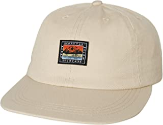 Depactus Men's Above Snapback Cap Cotton Brown