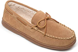 SPERRY Men's Trapper Moccasin with Rawhide Leather Lacing, Cinnamon, 7 M US
