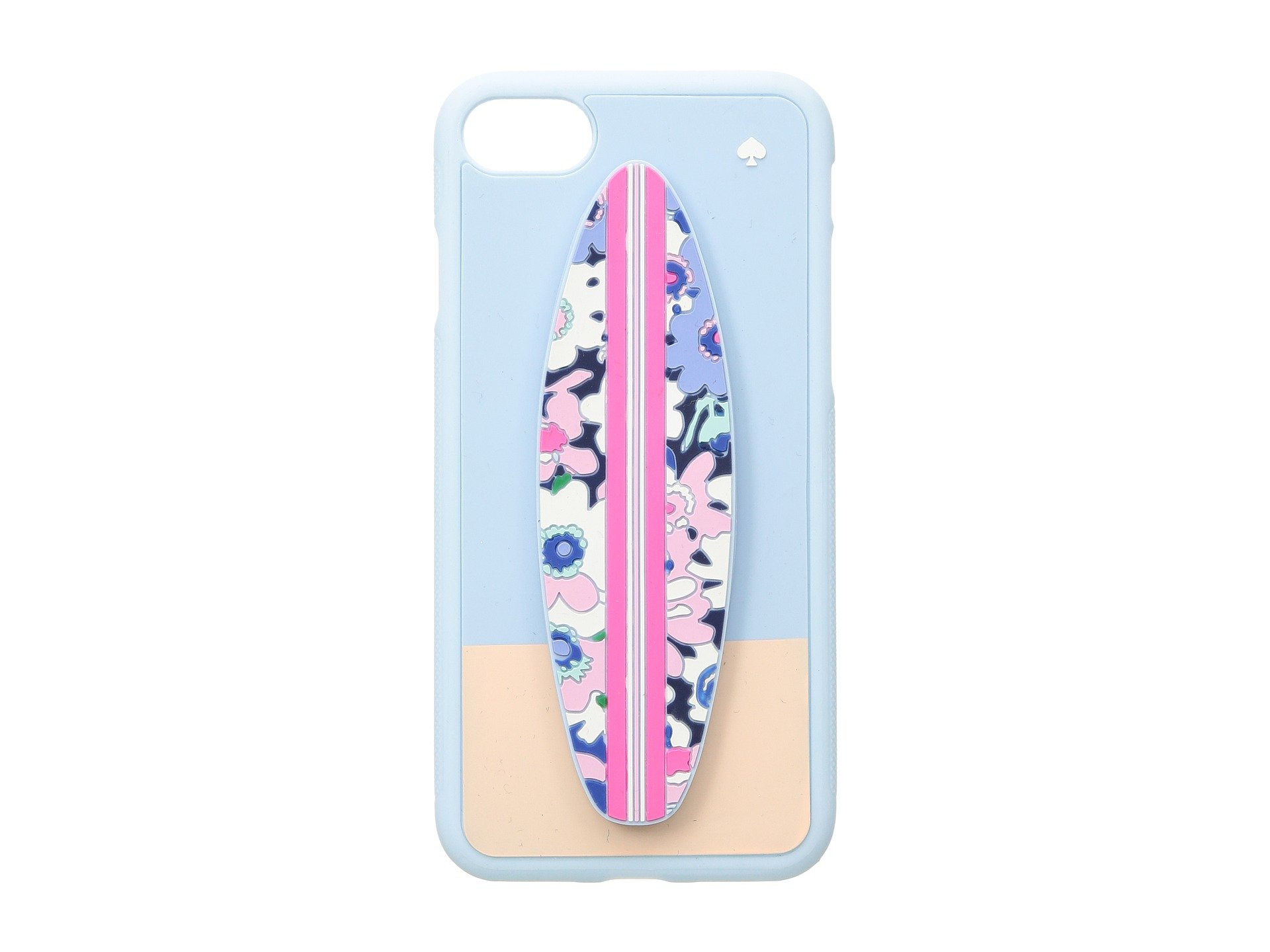 Accesorio para el Celular Kate Spade New York Silicone Surfboard Stand Phone Case for iPhone 8  + Kate Spade New York en VeoyCompro.net