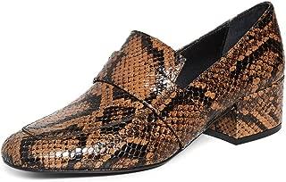 Freda Salvador Women's The Rock Mid Heel Loafers
