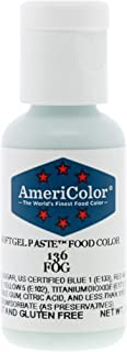 Food Coloring AmeriColor Fog Soft Gel Paste .75 Ounce