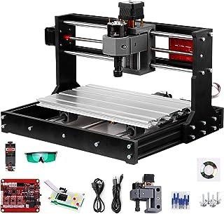 Kedelak 2500mW Upgrade-versie CNC 3018 Pro GRBL-besturing DIY Mini CNC-machine 3-assige pcb-freesmachine Houtroutergraveur...