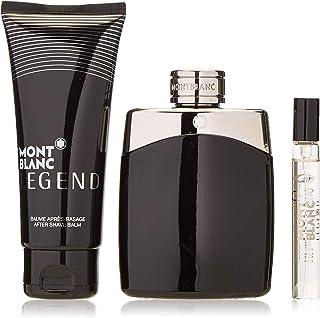 New Mont Blanc Legend Eau De Toilette Gift Set Perfume