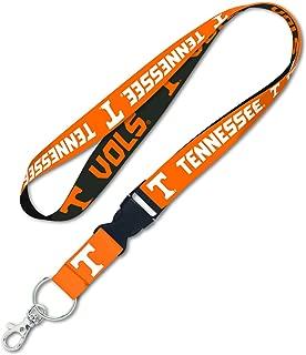 WinCraft NCAA Tennessee Volunteers Lanyard with Detachable Buckle, 1-Inch