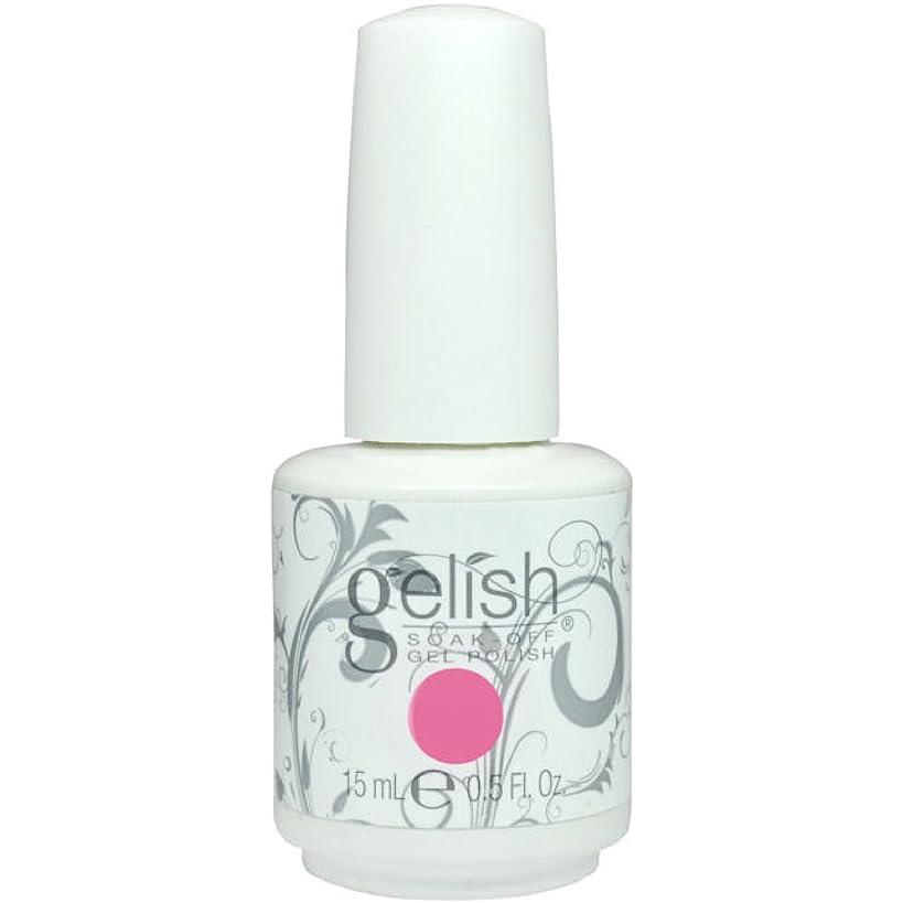 フラフープ起きて水差しHarmony Gelish Gel Polish - B-Girl Style - 0.5oz / 15ml