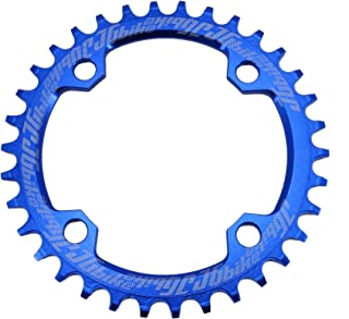 JGbike Elite Round Oval Chainring 104mm BCD 30T 32T 34T...