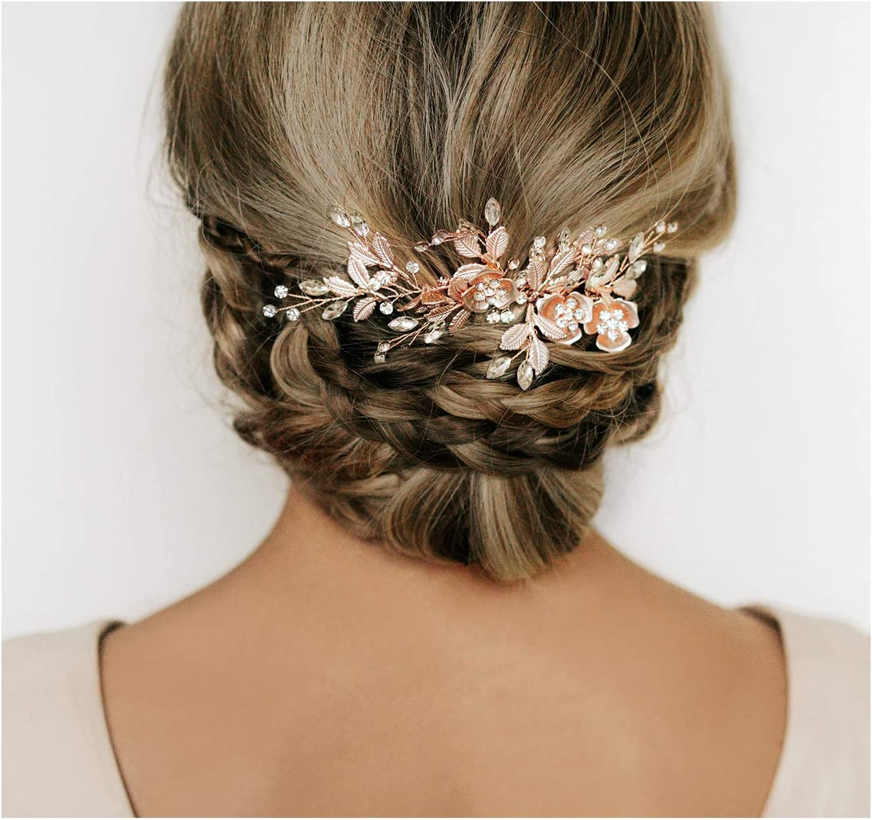 Wedding Accessory Gold Bridal Comb Kali Crystal Comb Wedding Crystal Hair Comb Bridal Comb Crystal Rhinestone Comb