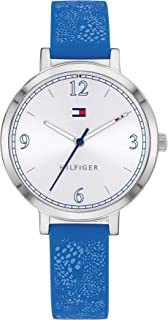 TOMMY HILFIGER KIDS YOUTH's WHITE DIAL WATCH - 1720009