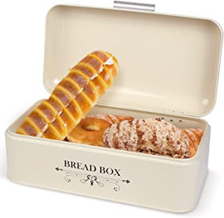 Best bread box with lid Reviews