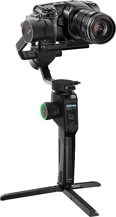 Stabilizzatore cardanico elettronico a 3 assi per fotocamere mirrorless moza acgn01 aircross 2 ACGN01