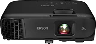 Epson Pro EX9240 3-Chip 3LCD Full HD 1080p Wireless Projector, 4,000 Lumens Color Brightness, 4,000 Lumens White Brightnes...