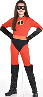 Violet The Incredibles Halloween Costume for Girls, with Included Accessories