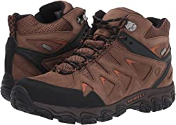 Pulsate 2 Mid Leather Waterproof