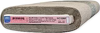 Pellon Fusible Woven Hair Canvas, 22 by 25-Yard, Natural