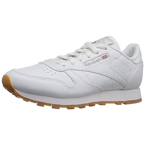 00791037739 Reebok Women s Classic Leather Sneaker