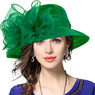 Best green ladies hat Reviews