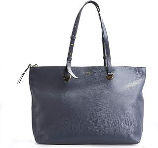 Coccinelle Lea Shopper Tasche Leder 40 cm
