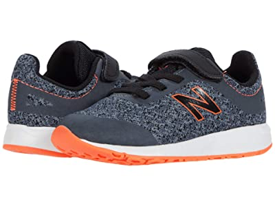 New Balance Kids 455v2 (Infant/Toddler) (Lead/Dynomite) Girls Shoes
