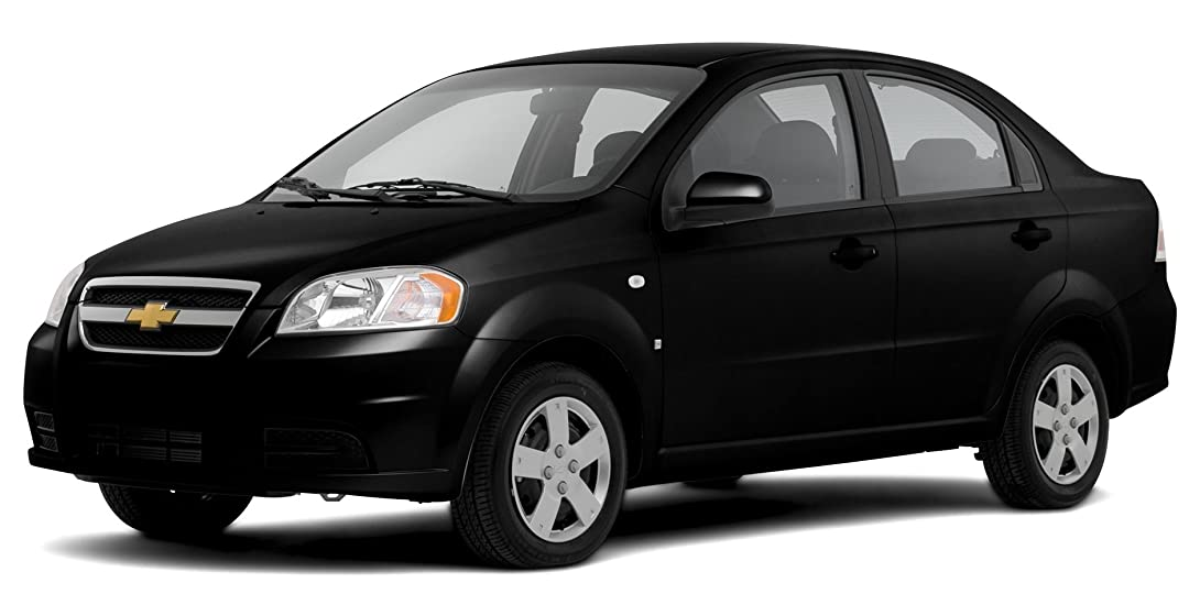 Amazon Com 2008 Chevrolet Aveo Ls Reviews Images And Specs