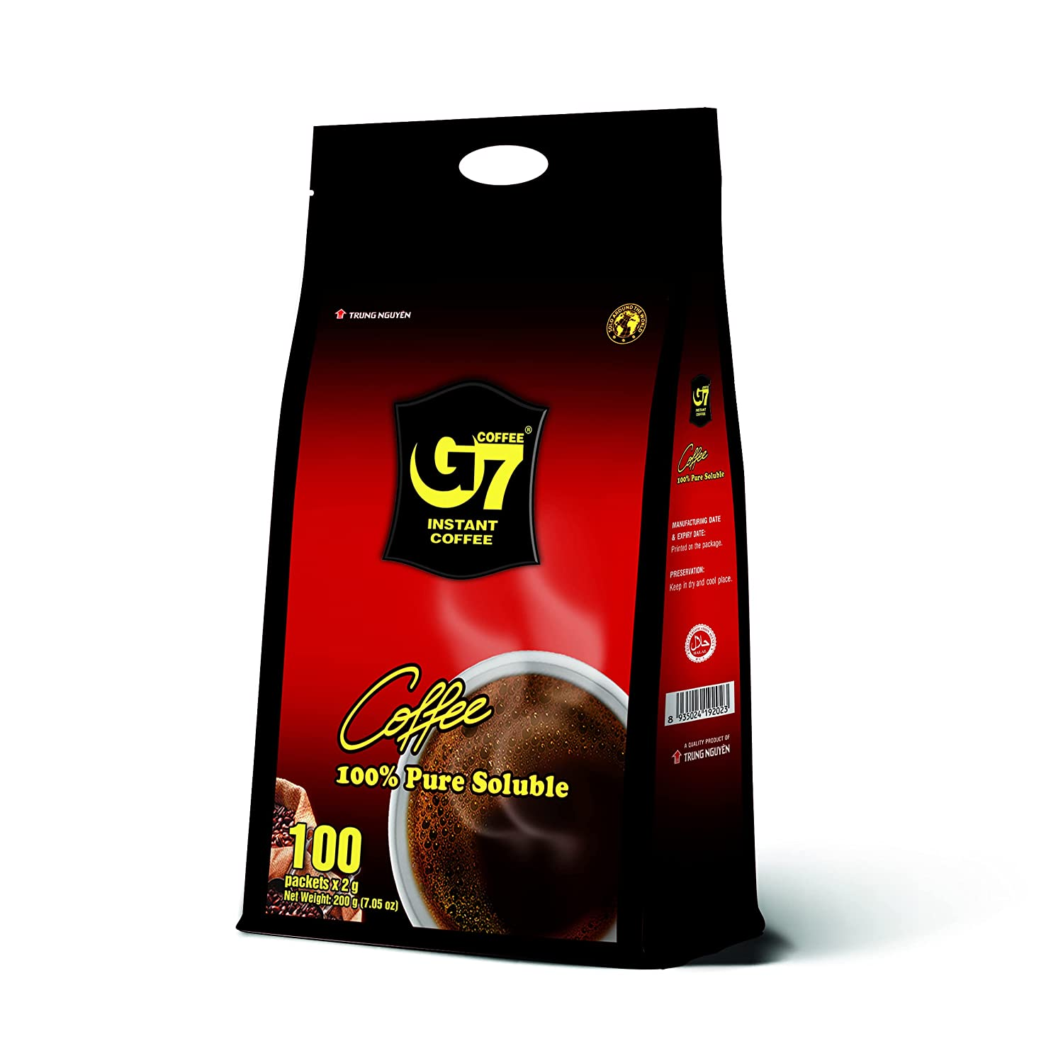 TRUNG Ranking TOP3 NGUYÊN LEGEND G7 PREMIUM Instant for PURE Max 52% OFF BLACK Coffee
