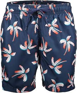 Kanu Surf Men's Havana Swim Trunks (Regular & Extended Sizes)