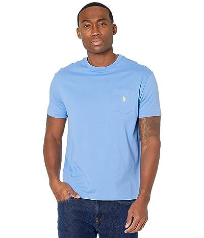 Polo Ralph Lauren Classic Fit Pocket Tee (Cabana Blue 1) Men