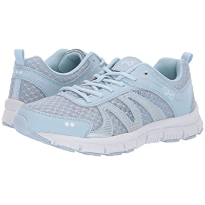 Ryka Heather (Soft Blue) Women